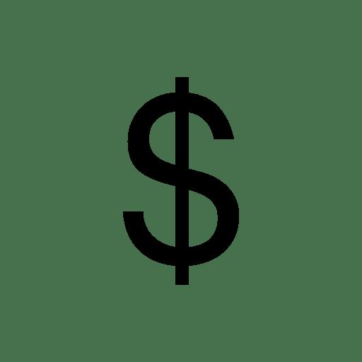 Finance Usd icon