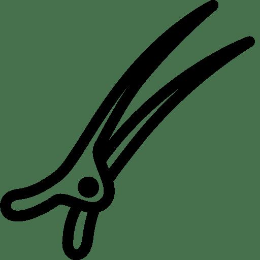 Hair-Hair-Clip icon