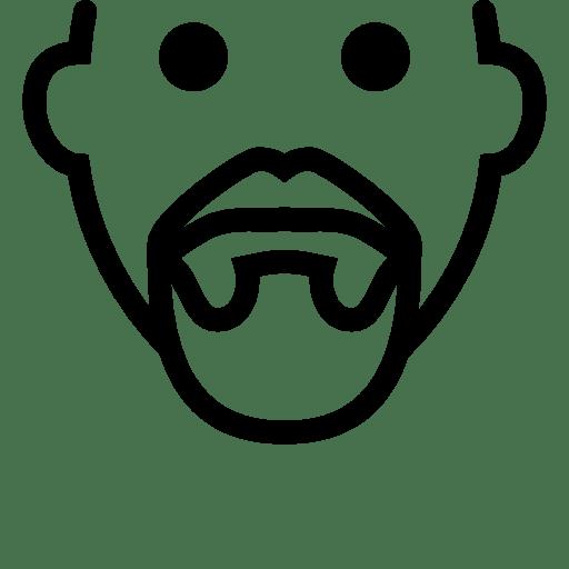 Hair-Van-Dyke icon