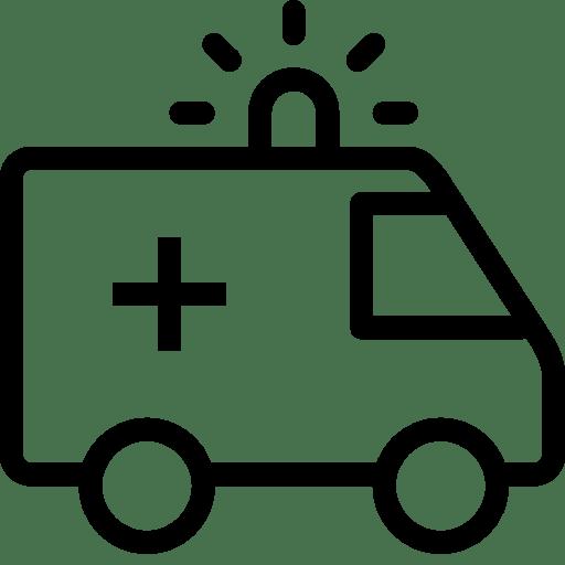 Healthcare-Ambulance icon