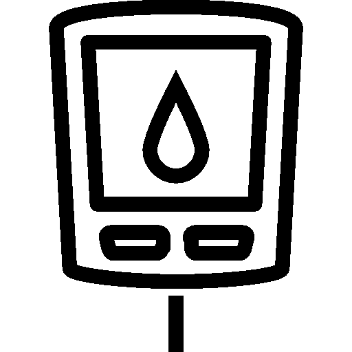 Healthcare Diabetes Monitor icon