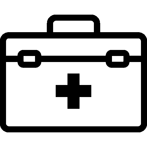Healthcare-Doctor-Suitecase icon