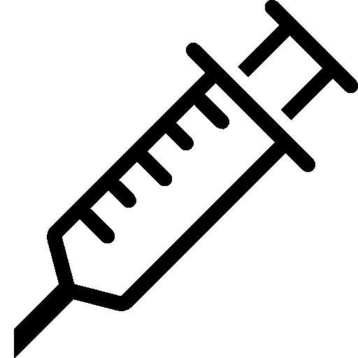 Healthcare-Syringe icon