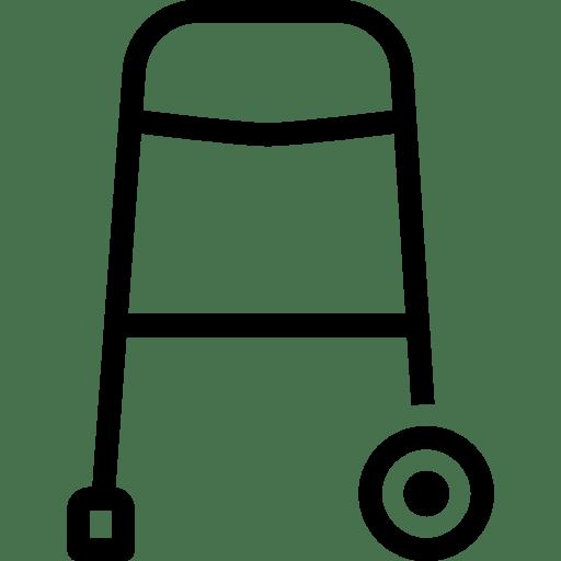 Healthcare Walker icon