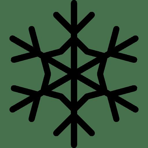 Holidays-Christmas-Snowflake icon