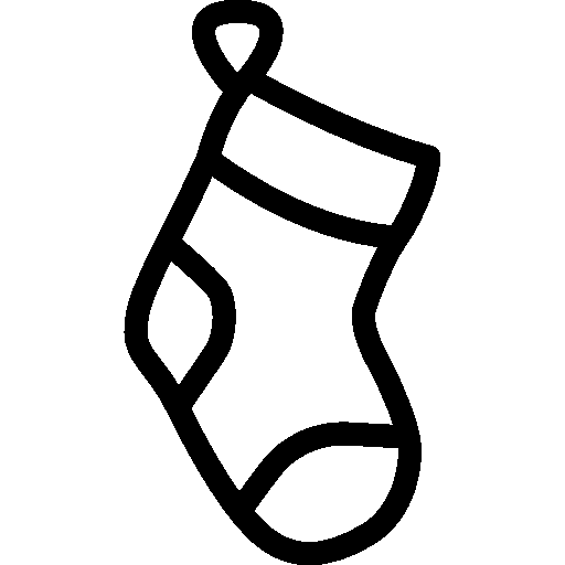 Holidays-Christmas-Sock icon