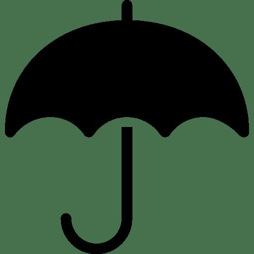 Household-Umbrella-Filled icon
