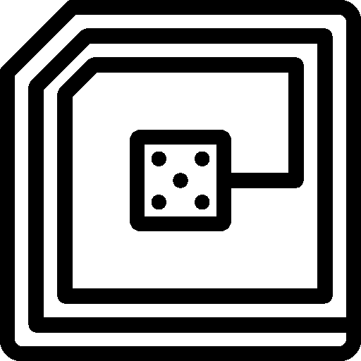Industry Rfid Tag icon