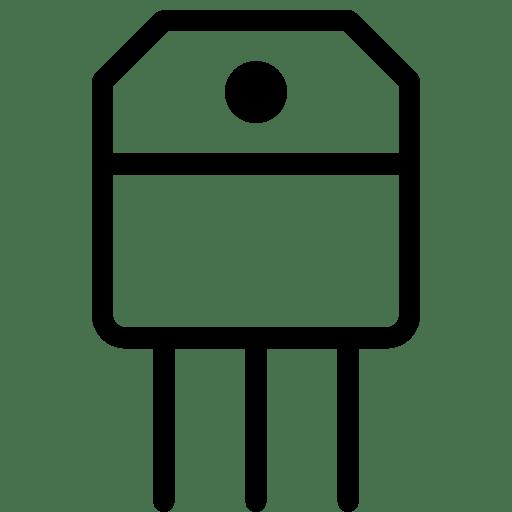 Industry-Transistor icon