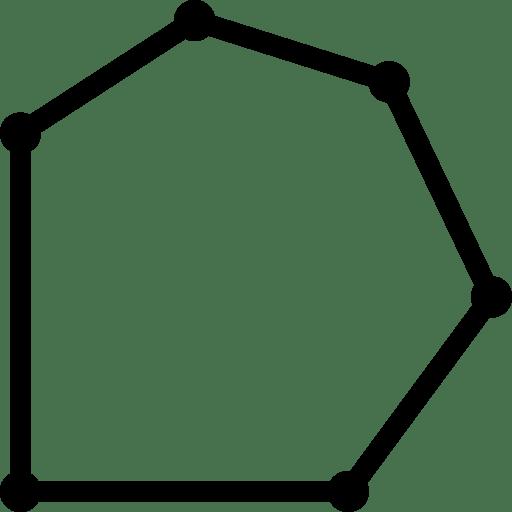 Maps-Polygon icon