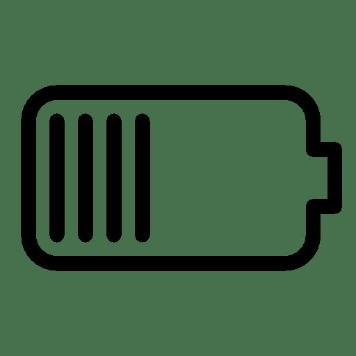 Mobile-Medium-Battery icon