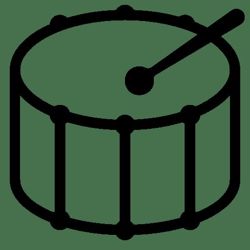 Music-Bass-Dram icon