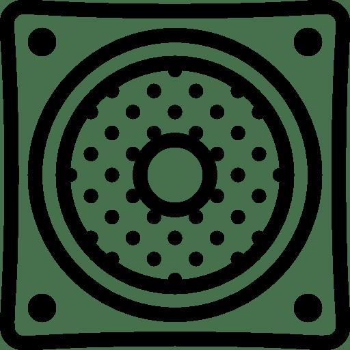 Music Loudspeakers icon