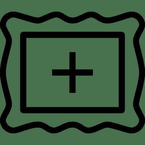 Photo Video Add Image icon