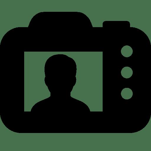 Photo-Video-Slr-Back-Side-Filled icon