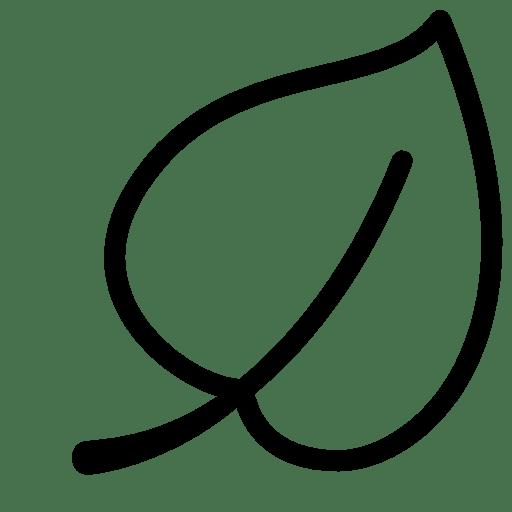 Plants-Leaf icon
