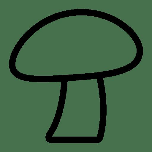 Plants Mashroom icon