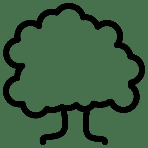 Plants Tree icon