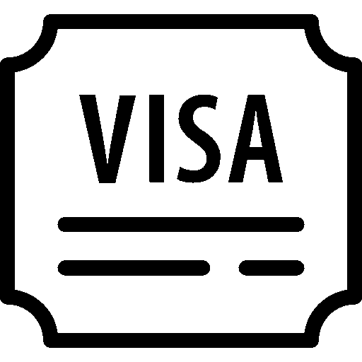 Travel-Enterance-Visa icon