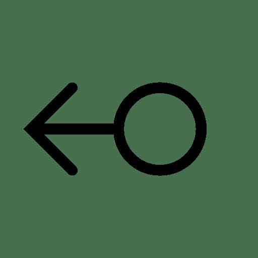 User-Interface-Swipe-Left icon