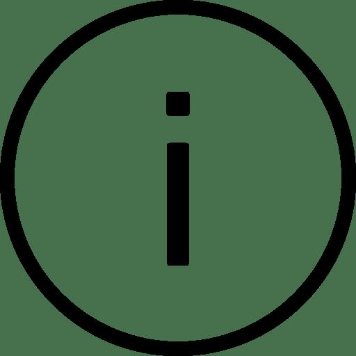 Very Basic Info icon