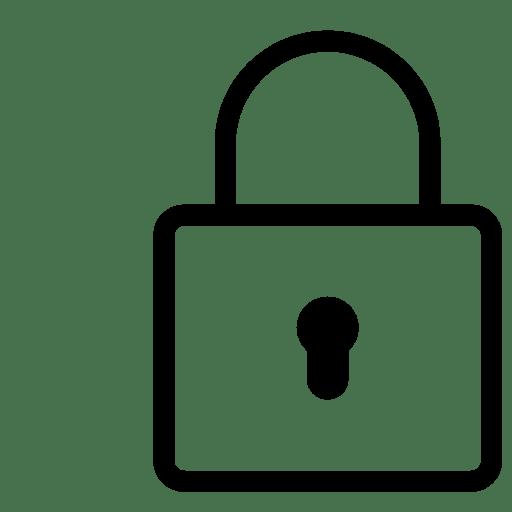 Very-Basic-Lock icon
