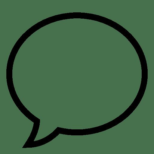 Very-Basic-Speech-Bubble icon