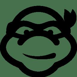 Cinema Ninja Turtle icon