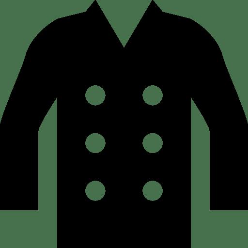 Clothing-Coat icon