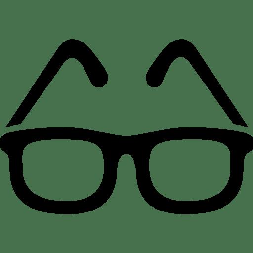 Clothing-Glasses icon