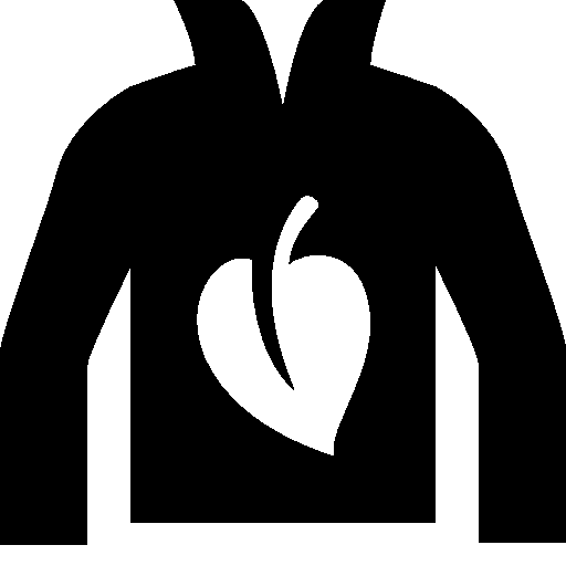 Clothing Vegan Clothing icon