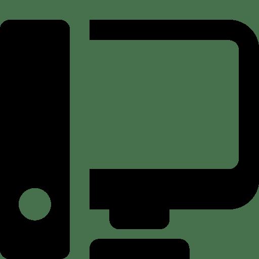 Computer-Hardware-Workstation icon
