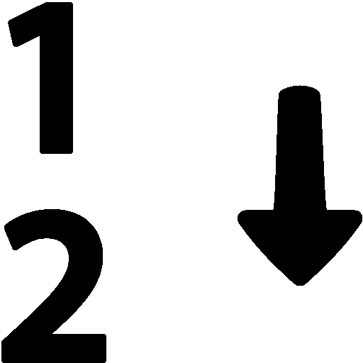 Data-Numerical-Sorting icon
