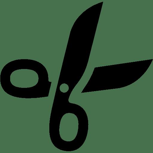 Editing-Cut icon