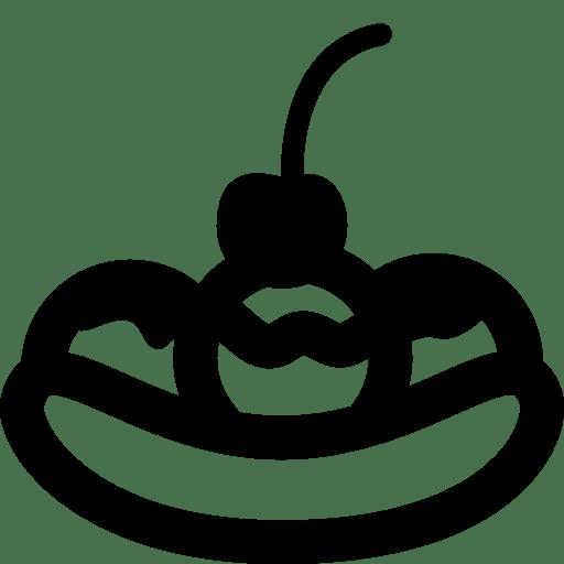 Food-Banana-Split icon