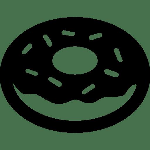 Food Doughnut icon