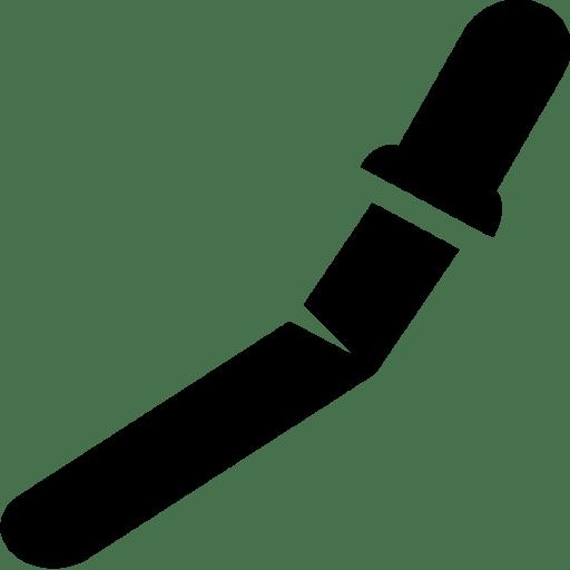 Food-Pastry-Spatula icon