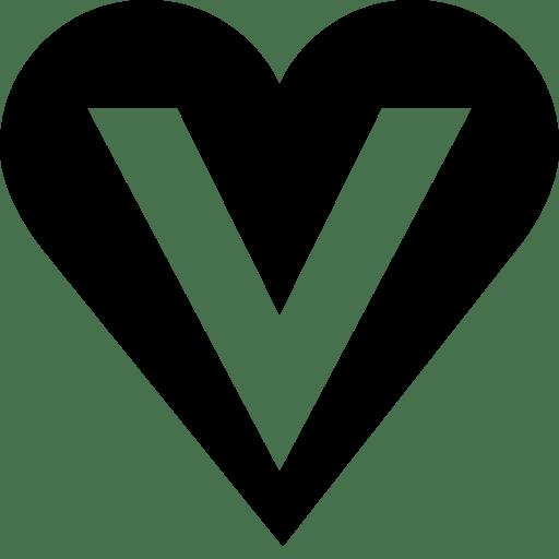 Food-Vegan-Symbol icon