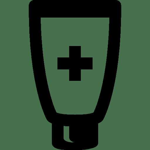 Healthcare-Antiseptic-Cream icon