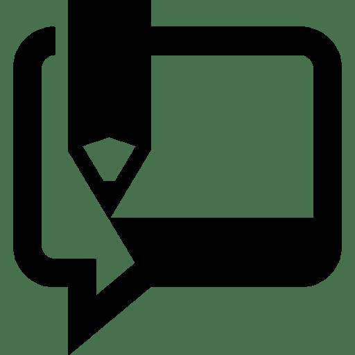 Logos-Google-Blog-Search icon