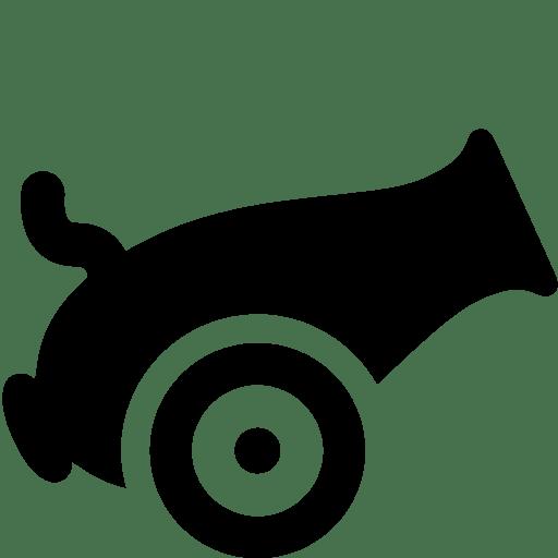 Military Cannon icon