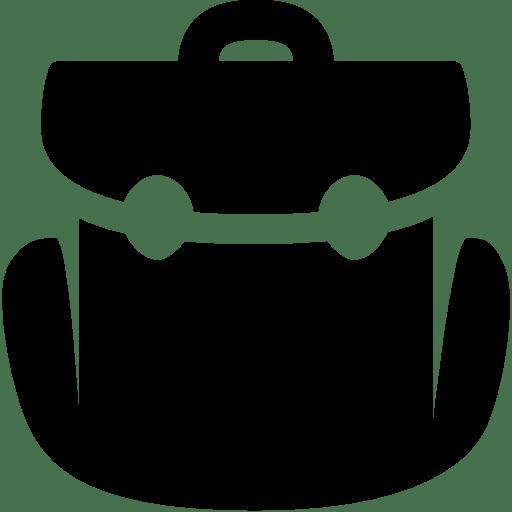 Military-Rucksack icon