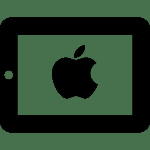 Mobile-Ipad icon