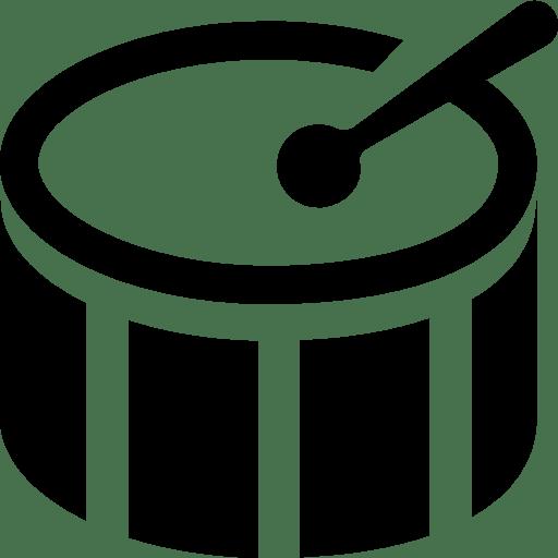 Music-Bass-Drum icon