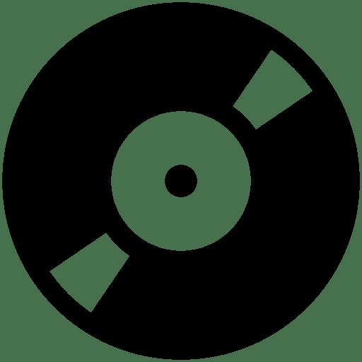 Music Music Record icon