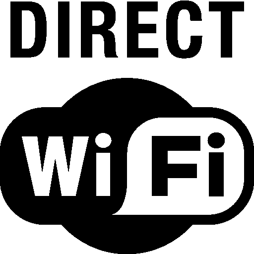 Network Wi Fi Direct icon