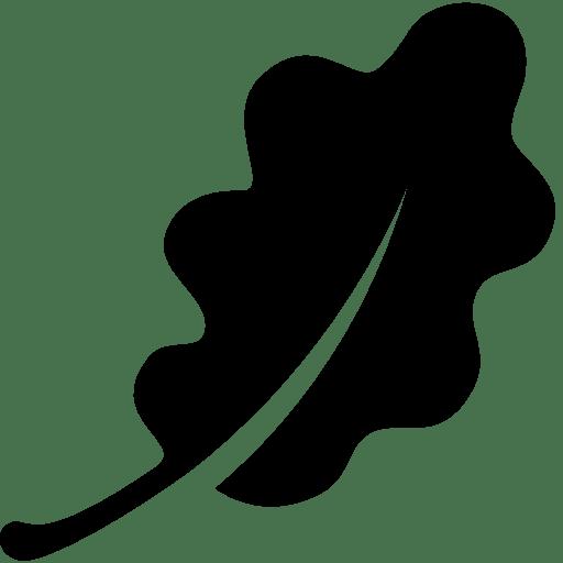 Plants-Oak-Leaf icon