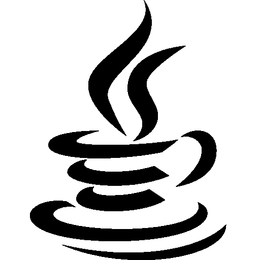 Programming-Java-Coffee-Cup-Logo icon