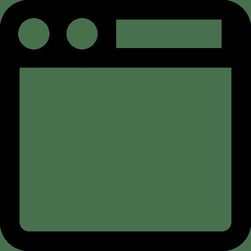 Programming Top Navigation Toolbar icon