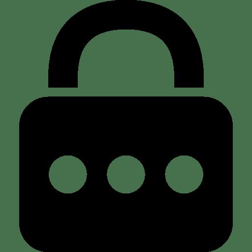 Security Password 2 icon